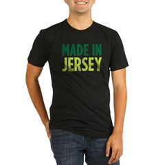 made_jersey_square Organic Men's Fitted T-Shirt (dark)