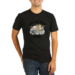 Oktoberfest oom-pah Band Groupie Organic Men's Fitted T-Shirt (dark)