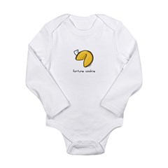 fortune cookie Infant Creeper Long Sleeve Infant Bodysuit