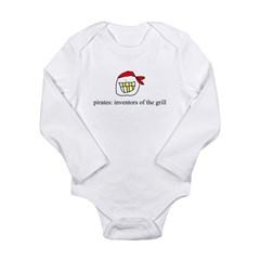 :: Kids/ Baby Shirts :: Long Sleeve Infant Bodysuit