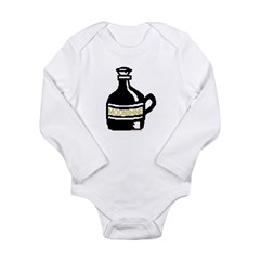 Moonshine Long Sleeve Infant Bodysuit