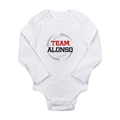 Alonso Long Sleeve Infant Bodysuit