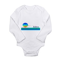 Jalyn Long Sleeve Infant Bodysuit