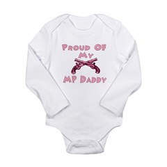 MPDaddyGirl Long Sleeve Infant Bodysuit