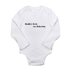 My Daddy Baby & Kids Long Sleeve Infant Bodysuit