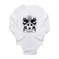 Cradock (of Swansea) Long Sleeve Infant Bodysuit