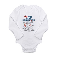 The Bear Collection Long Sleeve Infant Bodysuit