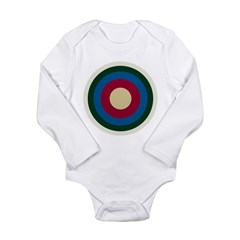 Target Long Sleeve Infant Bodysuit