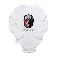 TGIF Jason Long Sleeve Infant Bodysuit