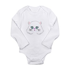 That Face! Long Sleeve Infant Bodysuit