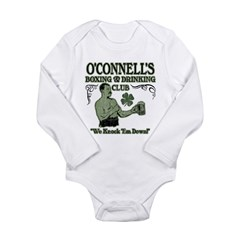 O'Connell's Clu Long Sleeve Infant Bodysuit