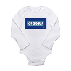 Old Souls Long Sleeve Infant Bodysuit