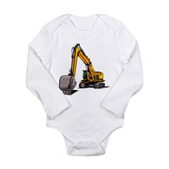 baby1 Long Sleeve Infant Bodysuit