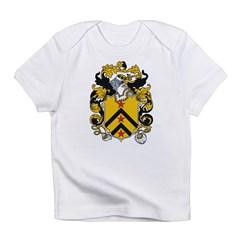 Paxton Coat of Arms Infant Creeper Infant T-Shirt