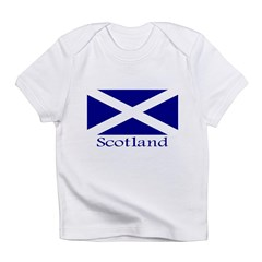"""Scotland"" Infant T-Shirt"