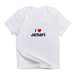 I * Jamari Infant Creeper Infant T-Shirt