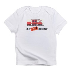 Big Brother - Trains Infant T-Shirt