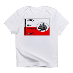 Silat Beruang Infant Creeper Infant T-Shirt