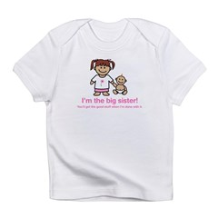 """You'll get the good stuff..."" Kids Infant T-Shirt"