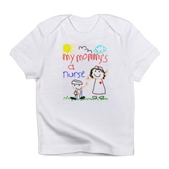 Nurse Mommy! Infant T-Shirt
