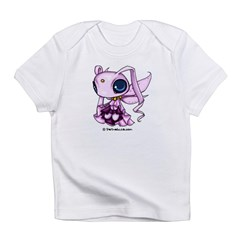 Pink Space Sprite Infant Creeper Infant T-Shirt