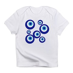 Mod Evil Eyes Infant T-Shirt