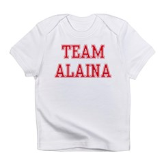 TEAM ALAINA Infant T-Shirt
