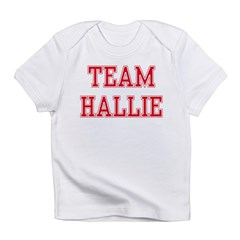 TEAM HALLIE Infant T-Shirt