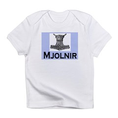 MJOLNIR (THORS HAMMER) Infant T-Shirt