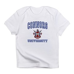 CONNORS University Infant T-Shirt