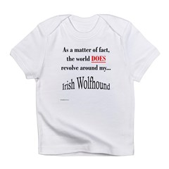 Wolfhound World Infant T-Shirt