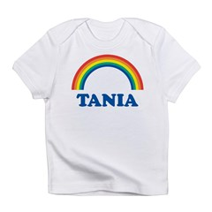TANIA (rainbow) Infant T-Shirt