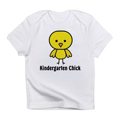 Kindergarten Chick Infant T-Shirt
