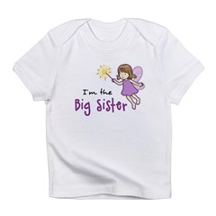 Big Sister - Fairy Infant T-Shirt