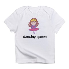 ballerina.1.jpg Infant T-Shirt