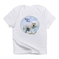 Bichon Portrait Infant T-Shirt
