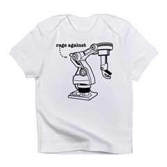 Rage Against Infant T-Shirt