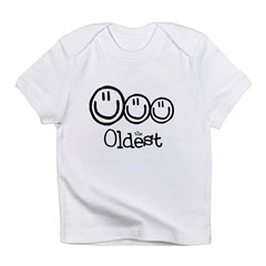 The Oldest (3) Infant T-Shirt