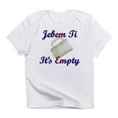 croatian Infant T-Shirt