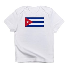 Cuba Flag Infant T-Shirt