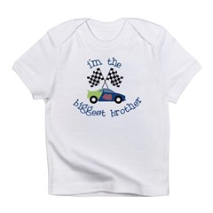 biggest brother race Infant T-Shirt