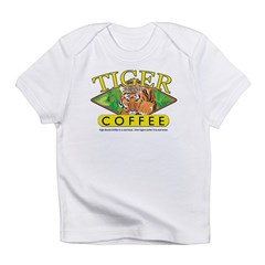 Tiger Brand Coffee Infant T-Shirt