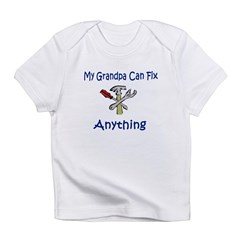 My Grandpa Can Fix Anything /Onesie Infant T-Shirt