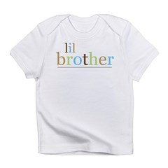 Lil Bro (fun) Infant T-Shirt