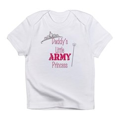 Army Princess Infant T-Shirt
