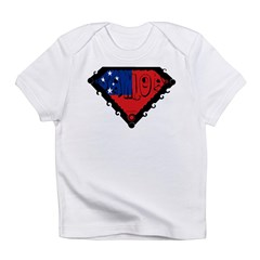 Samoa Flag Infant T-Shirt