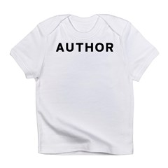 Author Infant T-Shirt
