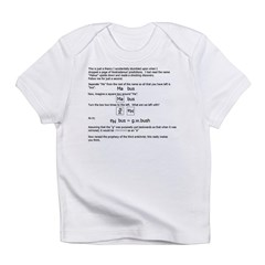 mabus Infant T-Shirt