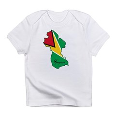 Cool Guyana Infant T-Shirt
