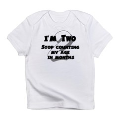 I'm Two Infant T-Shirt